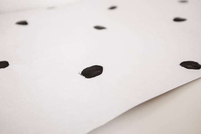 bolsas papel the paper bag le sac en papier pintada a mano  detalle dots lunares estilo nordico almacenaje todas habitaciones pipolart shop