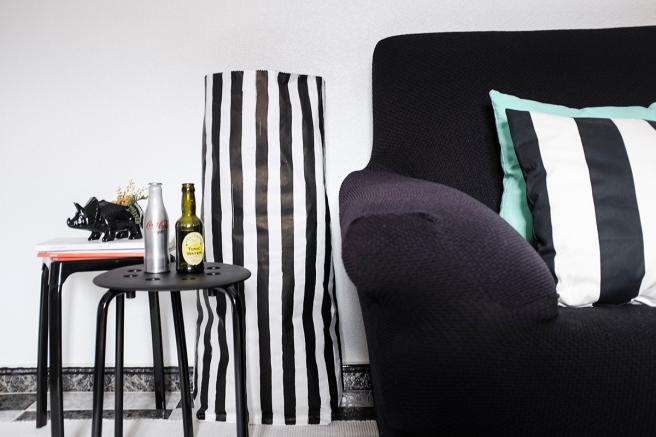 bolsas papel the paper bag le sac en papier pintada a mano mesa lack rayas verticales estilo nordico almacenaje todas habitaciones pipolart shop