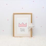 lamina personalizada print descargable a3 para lamina bolso tela o camiseta pipolart ilustracion princess