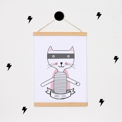 lamina personalizada print descargable a3 para lamina bolso tela o camiseta pipolart ilustracion super cat