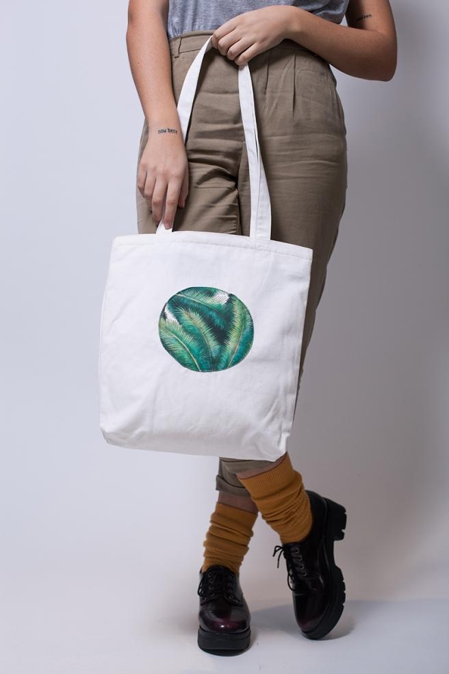 pipolart-pipol-art-tote-bag-bolso-tela-loneta-hecho-a-mano-cosido-a-mano-estampado-palmeras