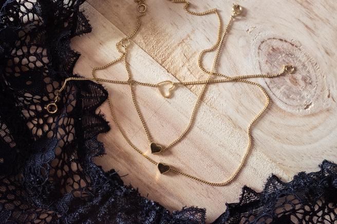 corazon collar gargantilla  pulsera dorado minimal pipolart.jpg