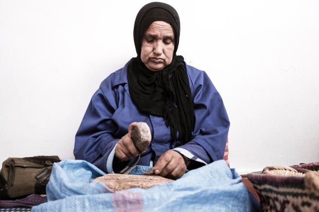 viaje 5 dias marrakech emilio jimenez cooperativa argan elaboracion a mano mujeres