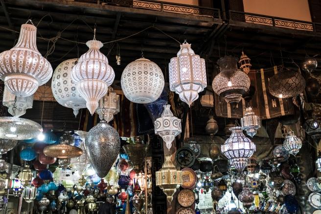 viaje 5 dias marrakech emilio jimenez medina bazar zoco lamparas