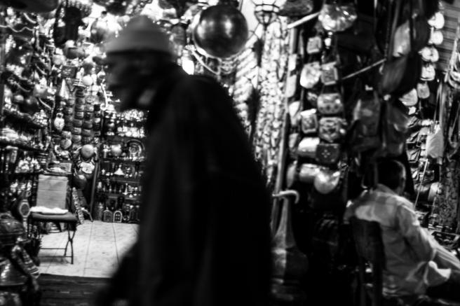 viaje 5 dias marrakech emilio jimenez medina bazar zoco