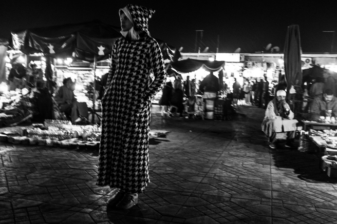 viaje 5 dias marrakech emilio jimenez medina mujer plaza yamaa el fna