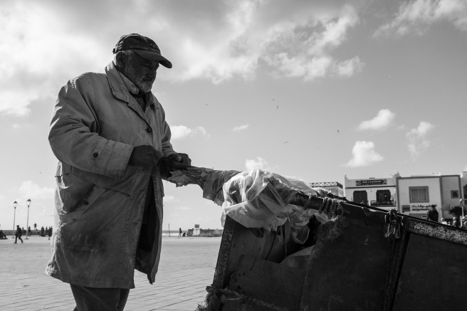 viaje 5 dias marrakech emilio jimenez medina porteadores maletas