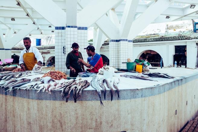 viaje 5 dias marrakech emilio jimenez pescado fresco essaouira