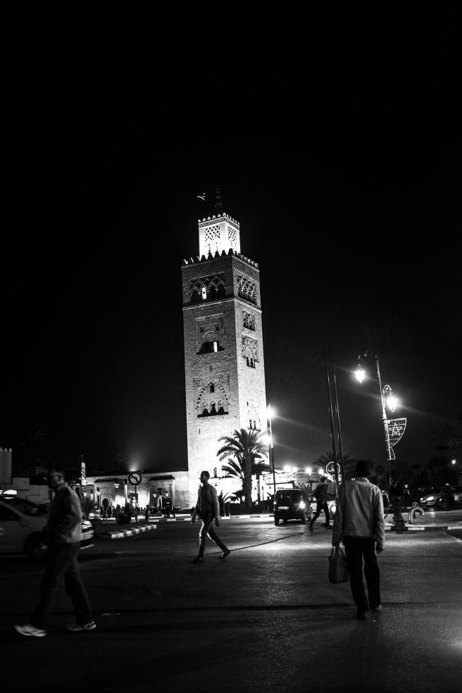 viaje 5 dias marrakech emilio jimenez torre mezquita koutoubia